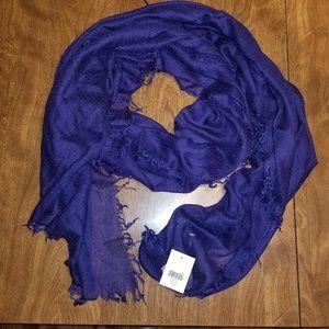 Dark Blue NWT J. Jill Women's  Size Scarf Wrap